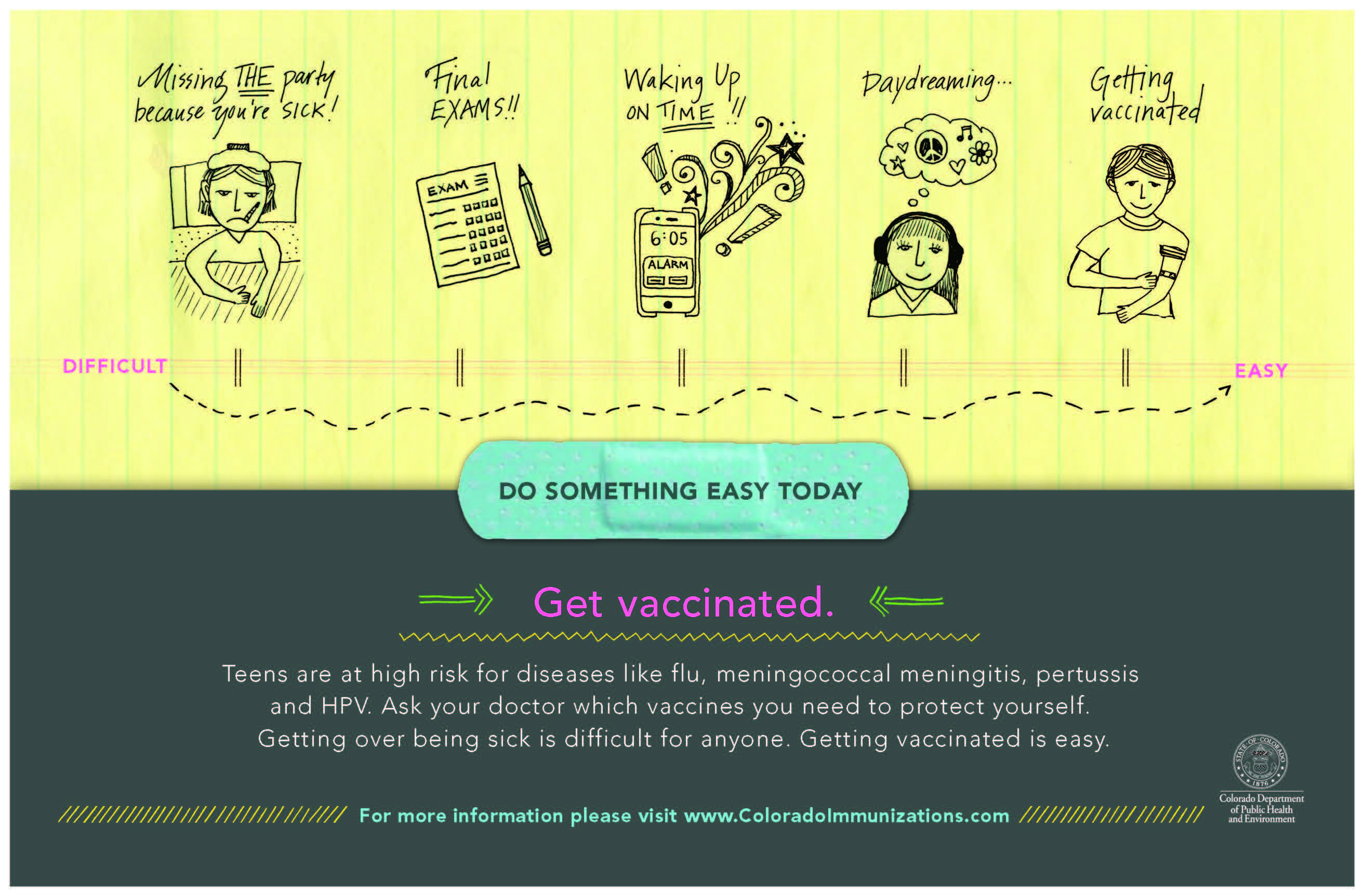 the schools policy regarding the need for students to be vaccinated for meningococcal diseases We have record or near-record low levels of vaccine-preventable diseases in the united vaccines by disease for you and your family to get vaccinated.