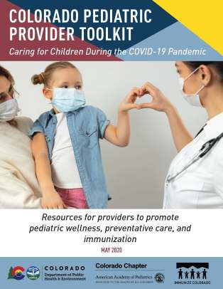 Pediatric Provider Toolkit_Cover Page